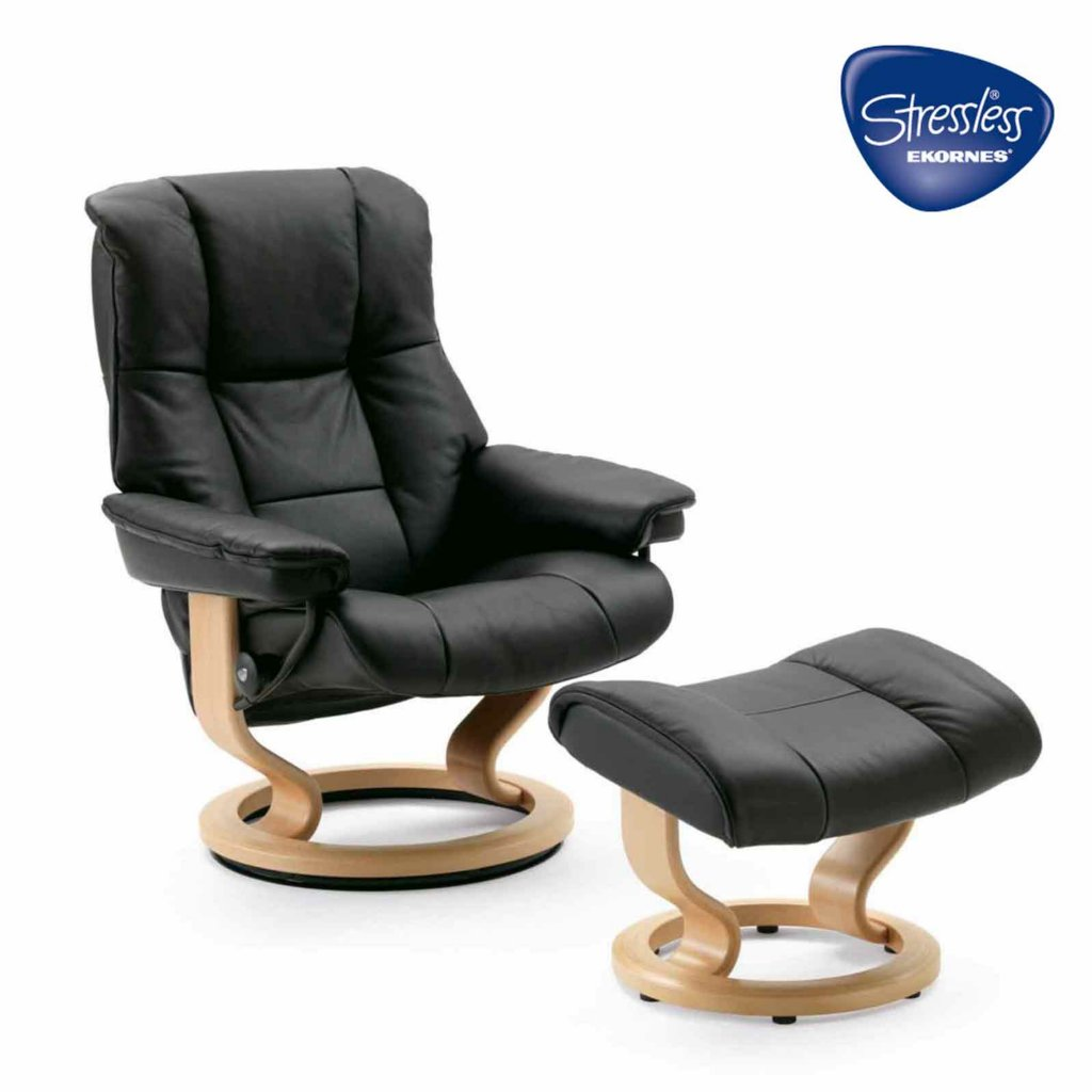 stressless mayfair small reclining chair vale furnishers