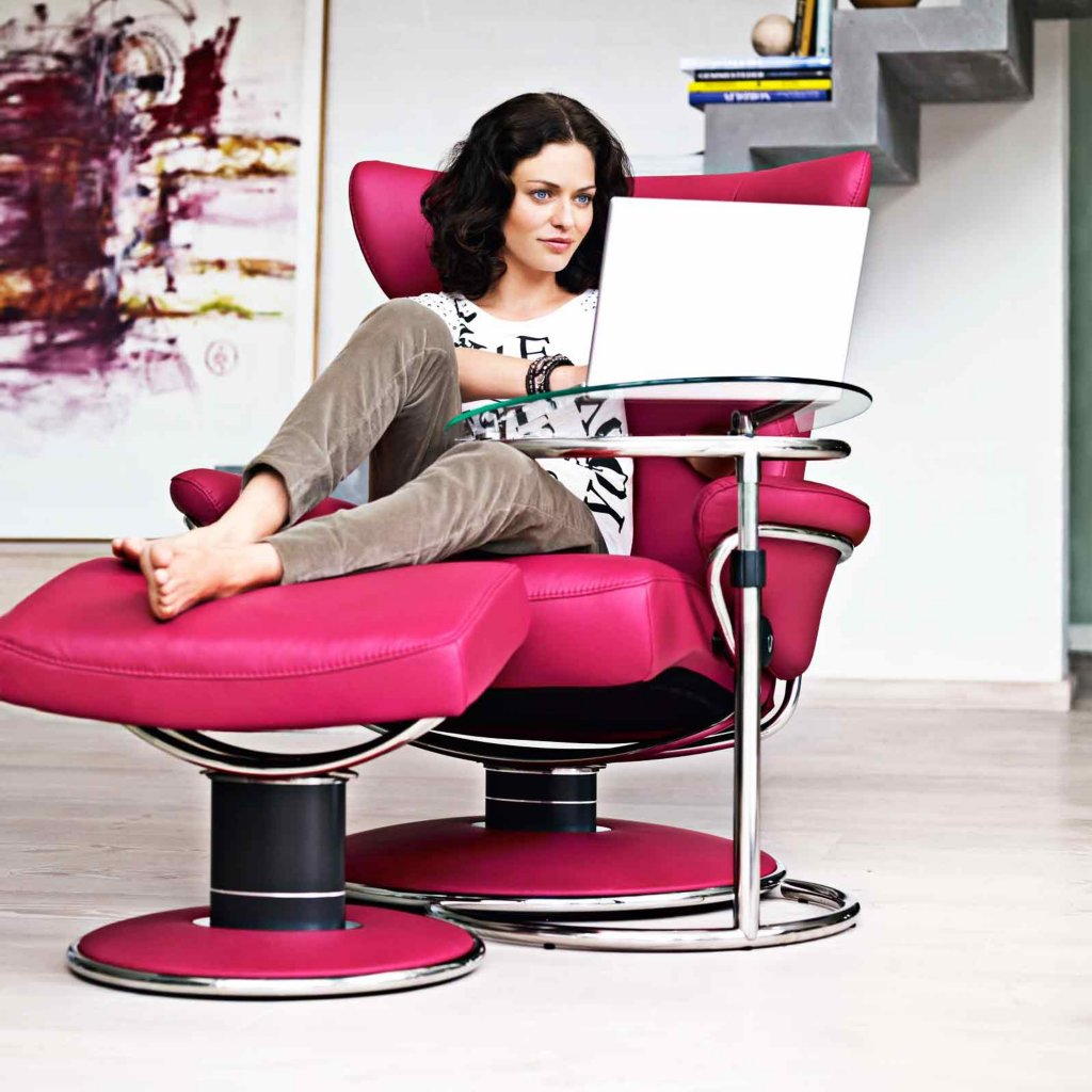 stressless jazz reclining chair. Black Bedroom Furniture Sets. Home Design Ideas