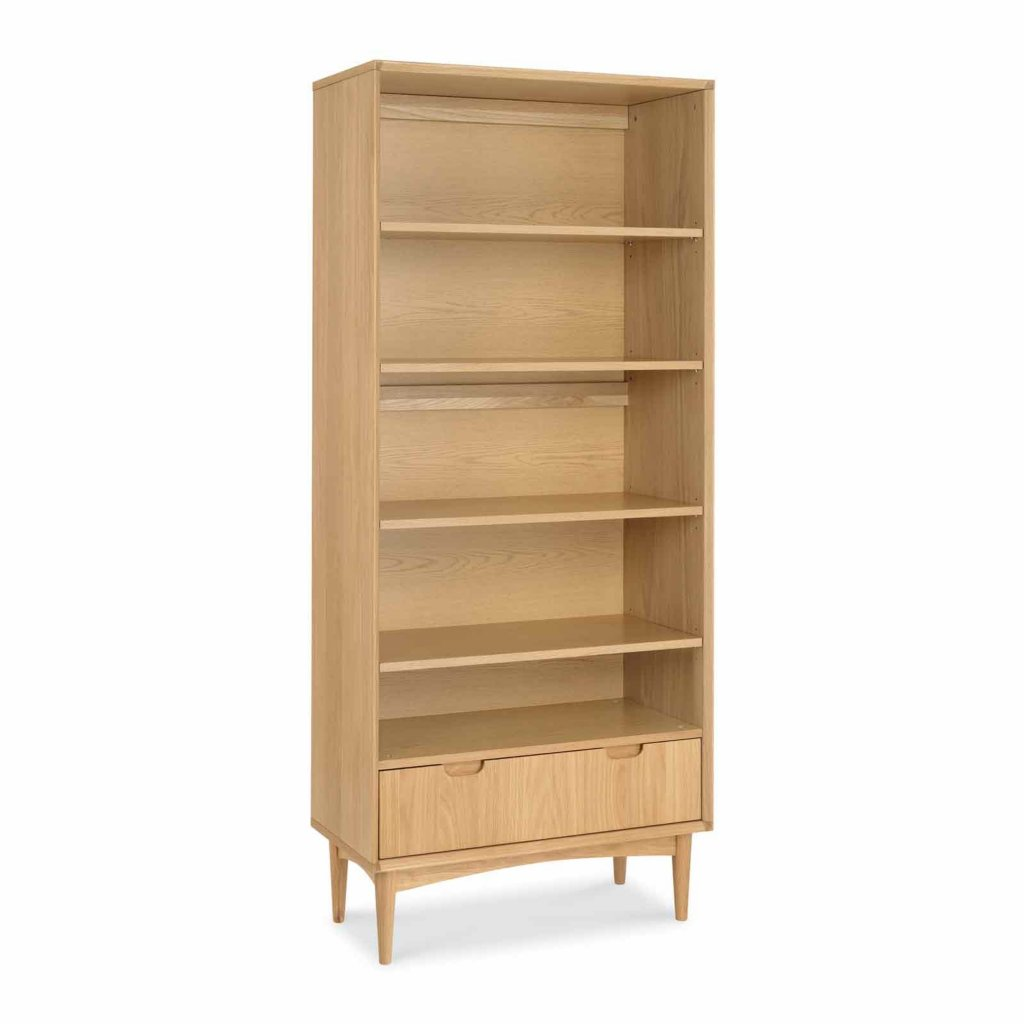 Original Office Tall Wide Bookcase  Bookcases  Cookes Furniture