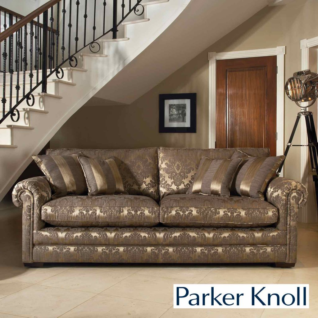 Parker Knoll Canterbury Grand Sofa Vale Furnishers