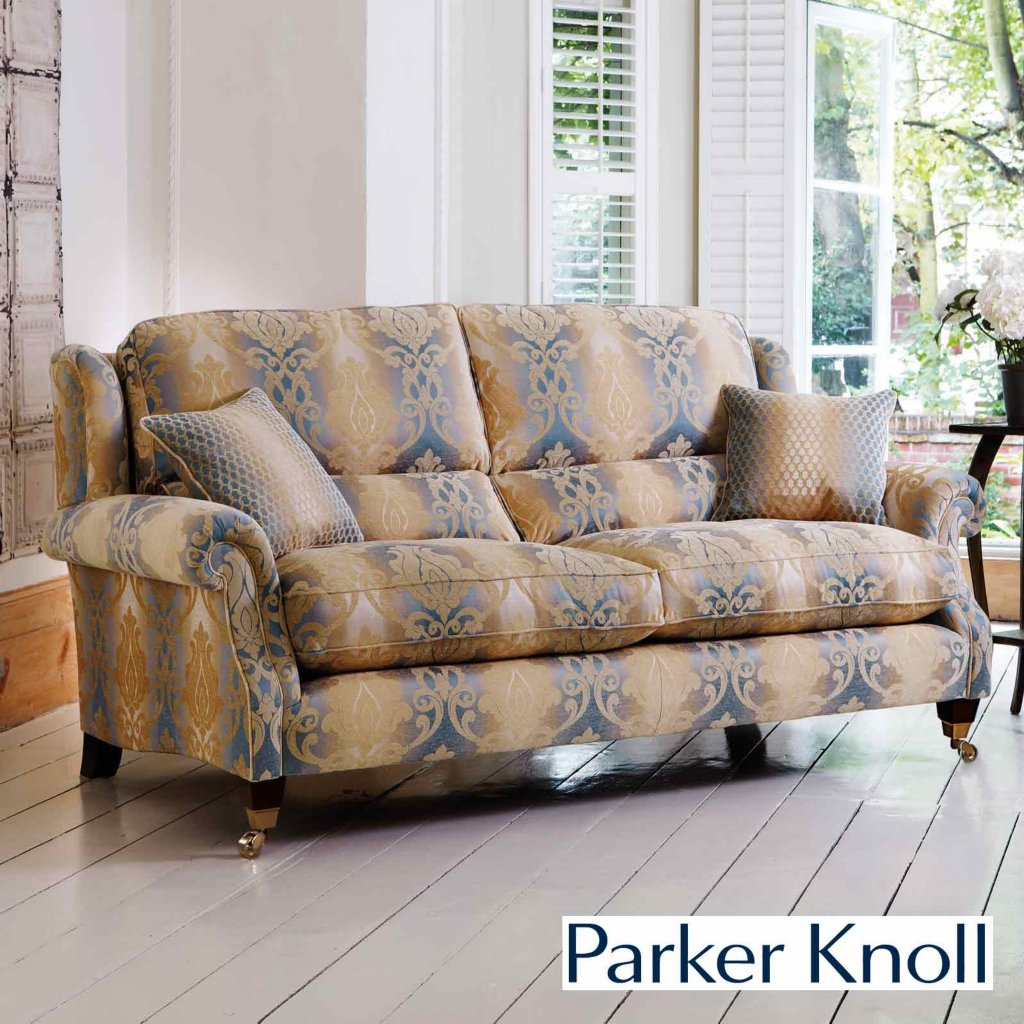 Parker Knoll Henley Two Seater Sofa Vale Furnishers
