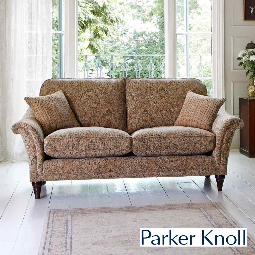 Parker Knoll Hanbury Two Seater Sofa Vale Furnishers