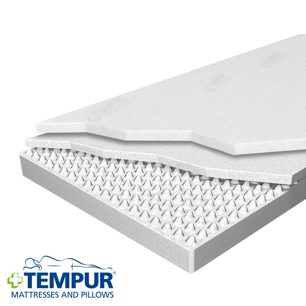Tempur cloud 21cm mattress - Matelas tempur cloud 21 ...