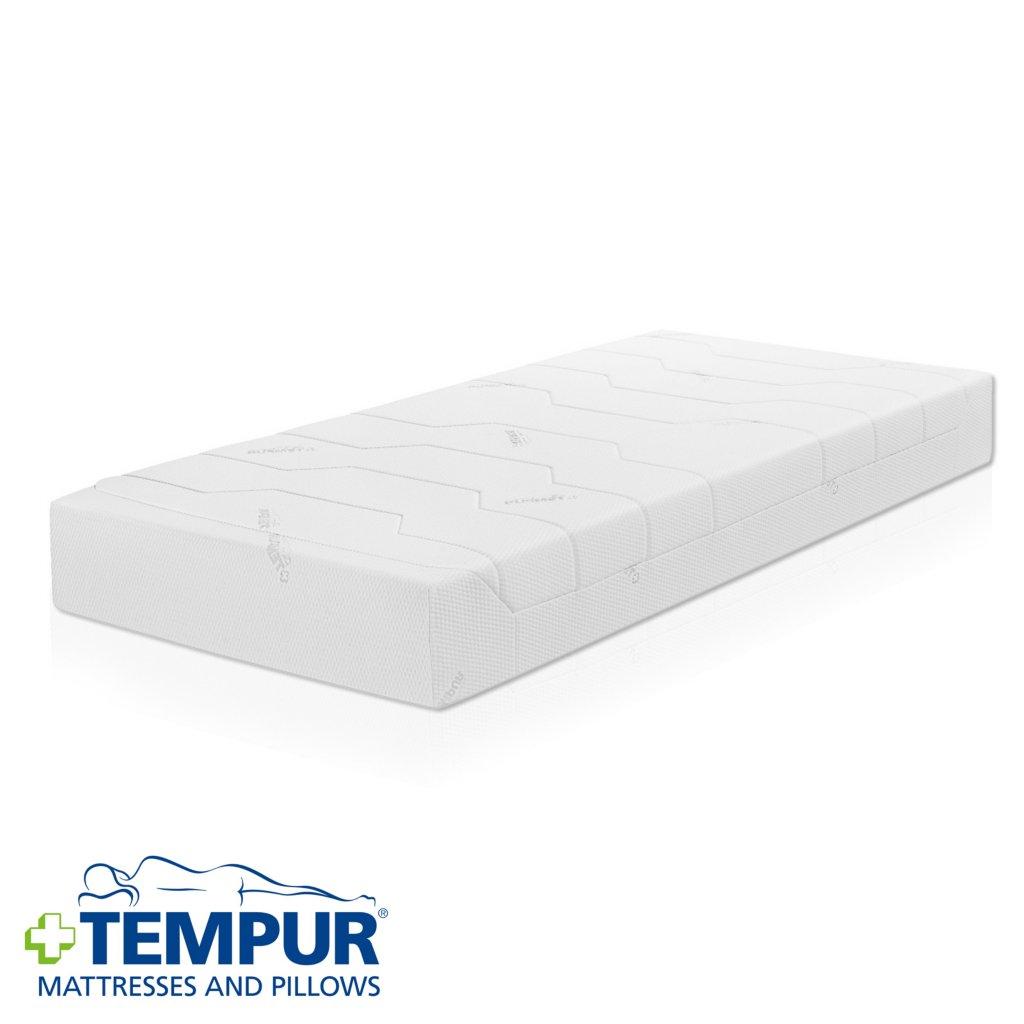 tempur sensation deluxe 22cm mattress. Black Bedroom Furniture Sets. Home Design Ideas