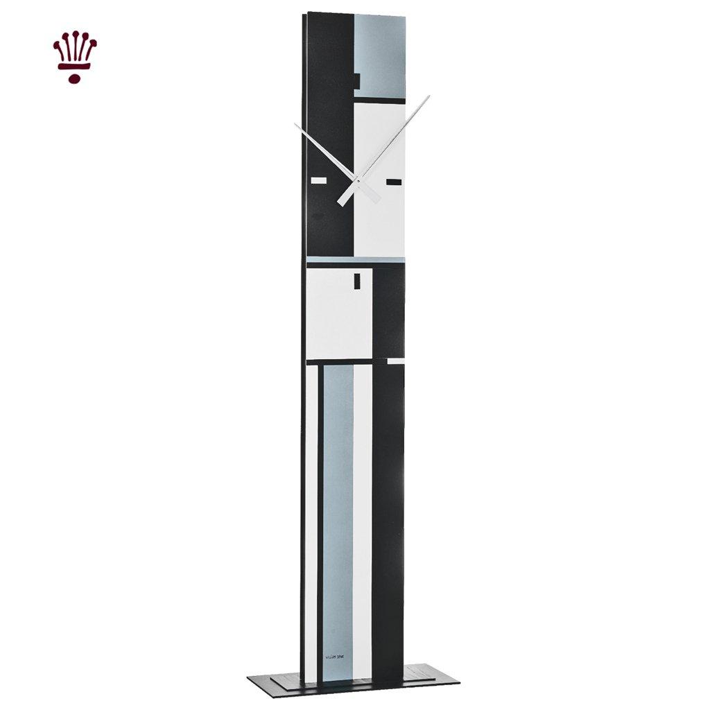 Billib Bubblegum Verity Floor Standing Clock