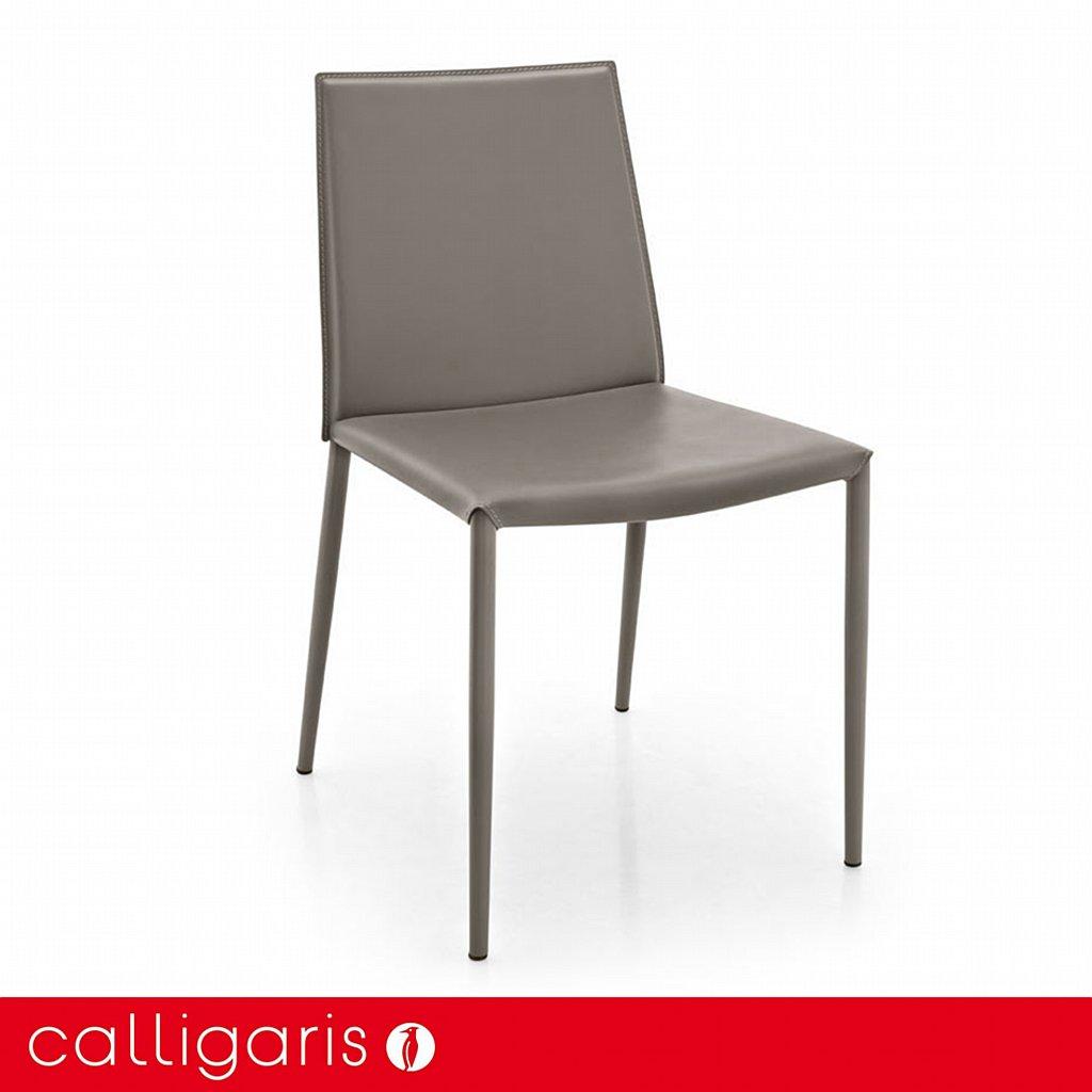 Calligaris Boheme Square Back Dining Chair