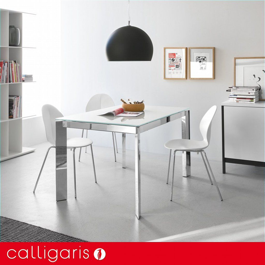 Calligaris baron table table de lit for Calligaris baron table