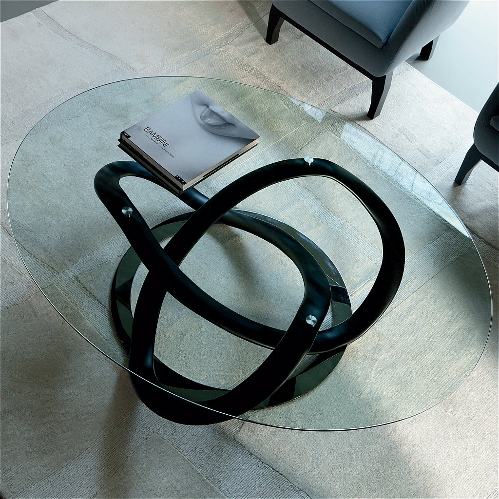 Porada infinity ovale coffee table vale furnishers geotapseo Image collections