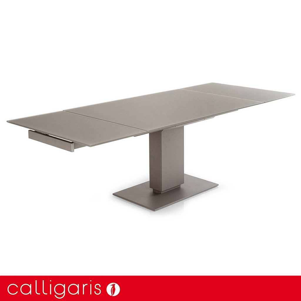 Calligaris Echo Extending Dining Table Vale Furnishers
