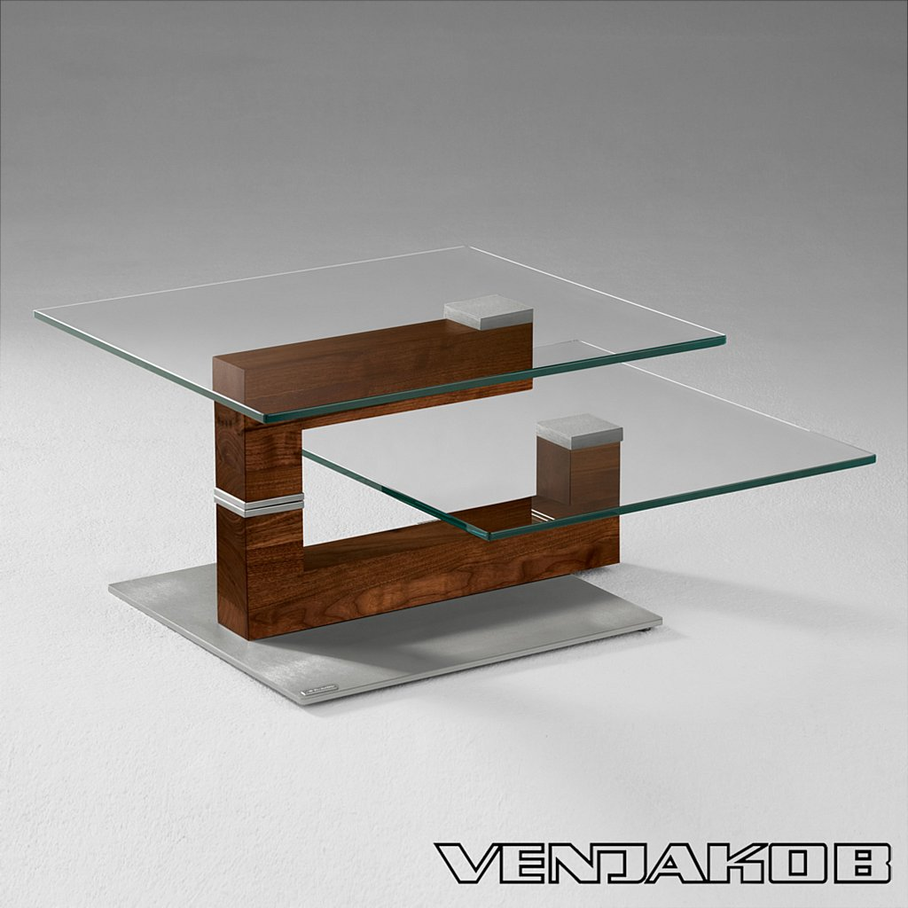 Venjakob 4340 Swivel Coffee Table Vale Furnishers