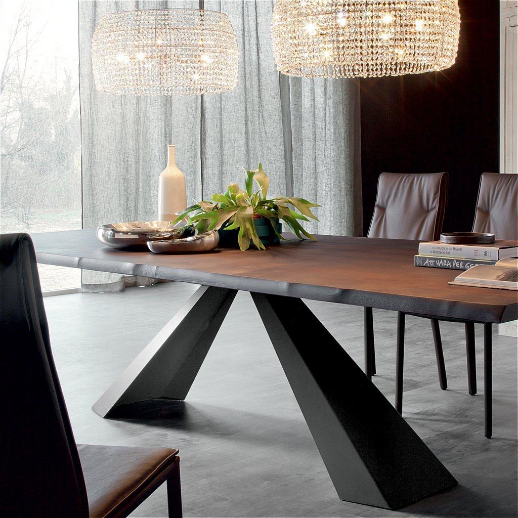 Cattelan Italia   Eliot Wood Dining TableCattelan Italia   Contemporary Italian Furniture. Monaco Dining Table Cattelan Italia. Home Design Ideas