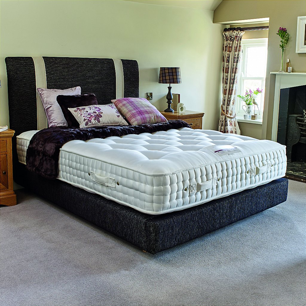 Harrison Beds Pure Performance Glamis Divan Set