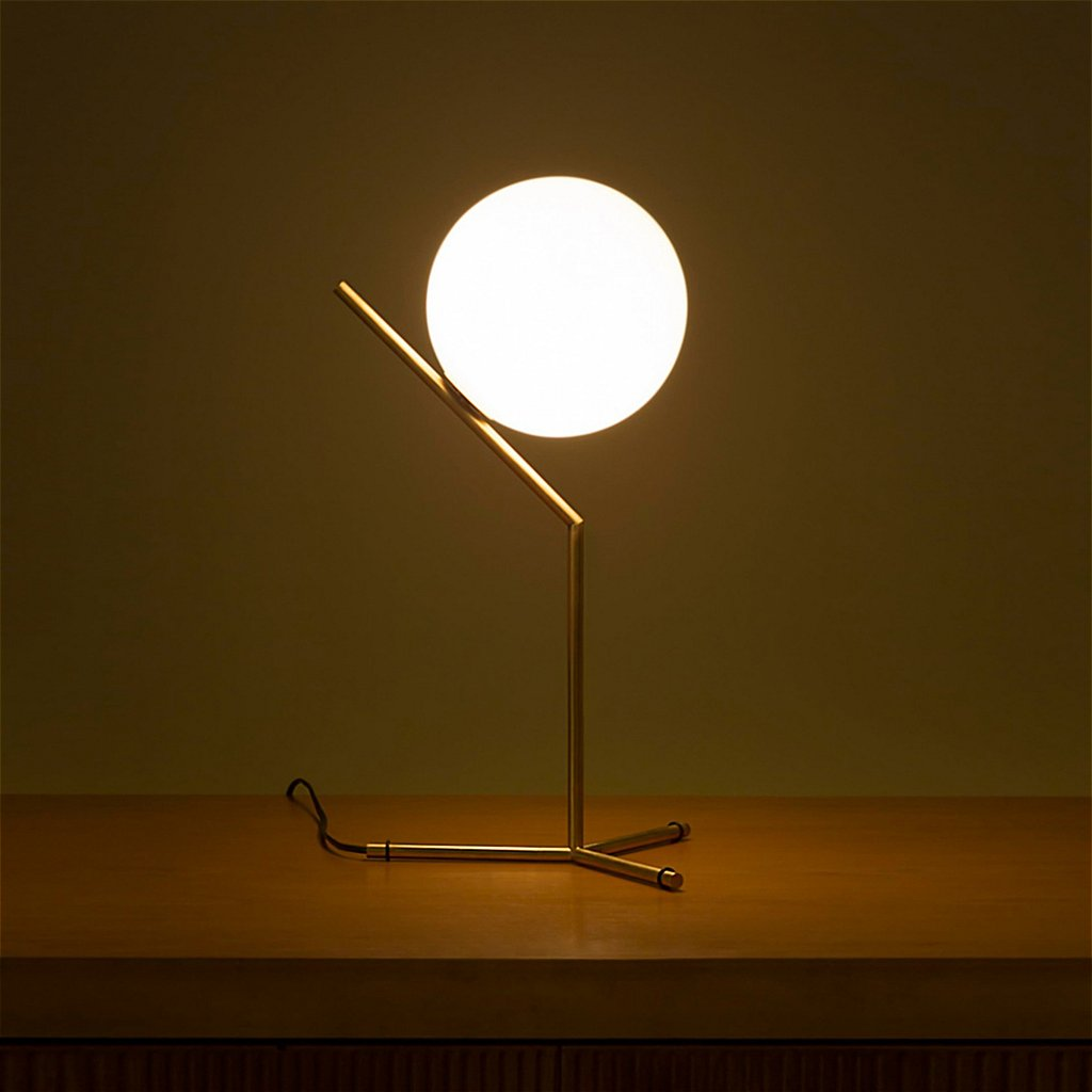 Flos Ic Lights Lamp Collection Vale Furnishers