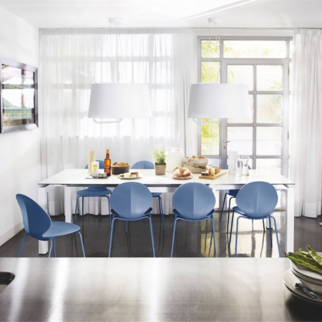 Dining tables chairs and designer bar stools