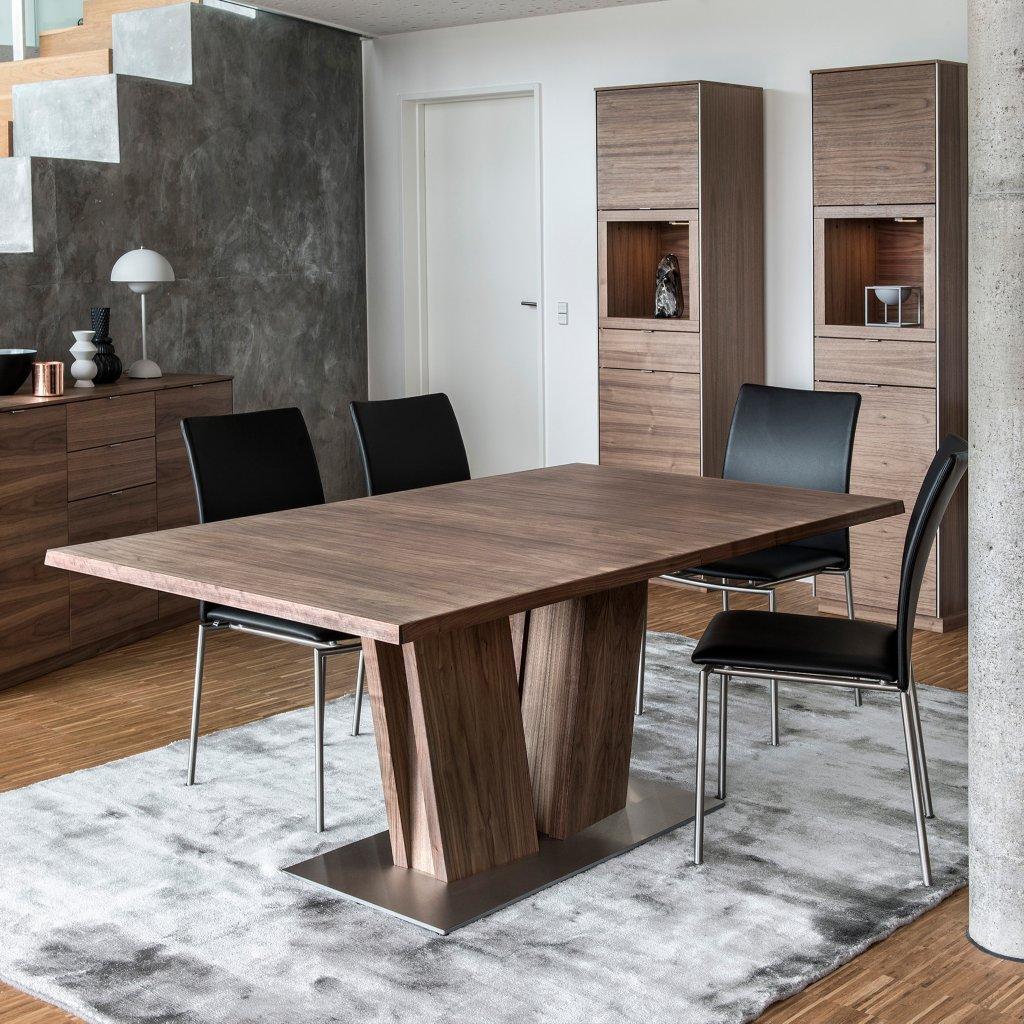 Skovby   SM37 Extending Dining Table