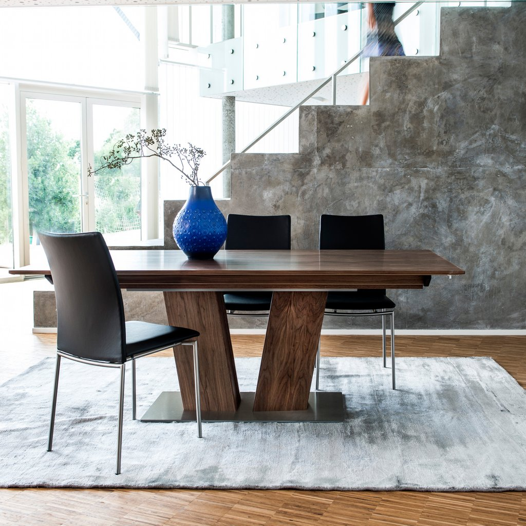 Awesome Skovby   SM39 Extending Dining Table