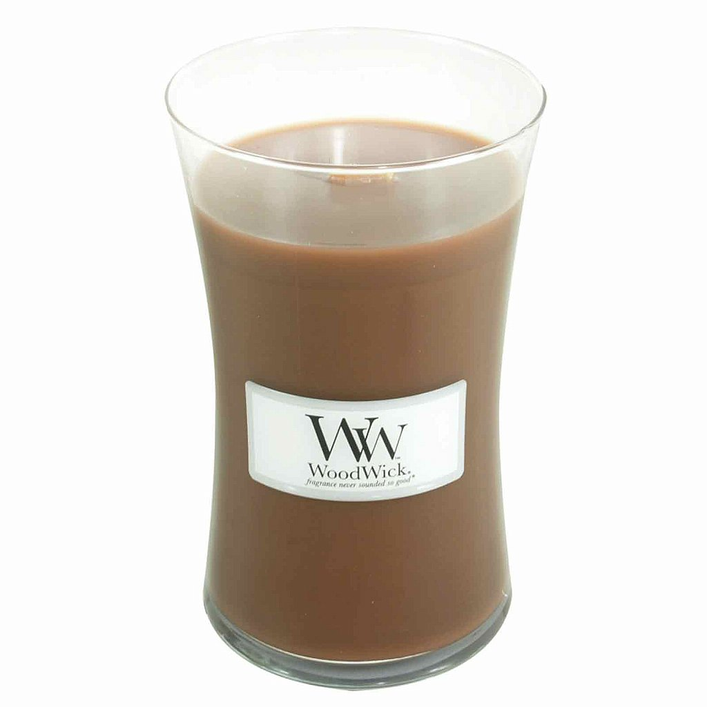WoodWick - Candle Jar - Fireside Candle