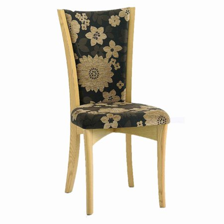 Ercol - Mantua Padded Back Dining Chair. Click for larger image.