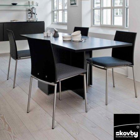 Skovby sm101 multi function dining table vale furnishers - Multi function dining table ...