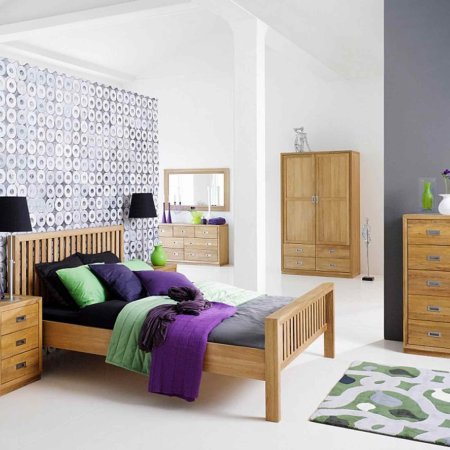 Vale Furnishers - Bedrooms - Juno Bedroom Range. Click for larger image.