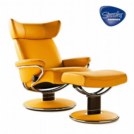 Stressless - Jazz Reclining Chair. Click for larger image.