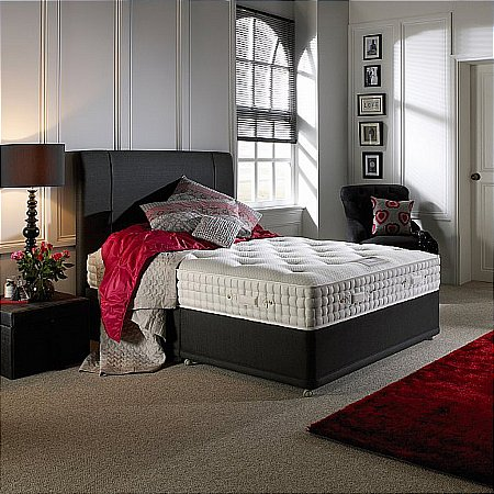 Harrison Beds - M-Fusion Montage Divan Set. Click for larger image.
