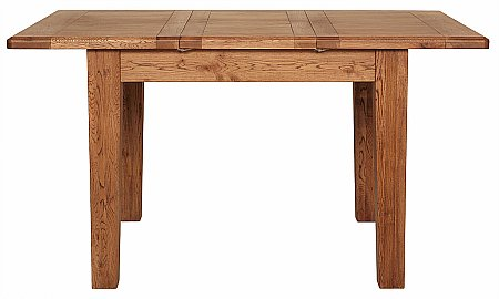 Vale Furnishers - Loseley Small Extending Dining Table. Click for larger image.
