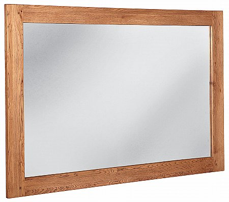 Vale Furnishers - Loseley Wall Mirror. Click for larger image.