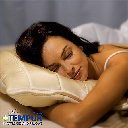 Tempur - Deluxe Pillow. Click for larger image.