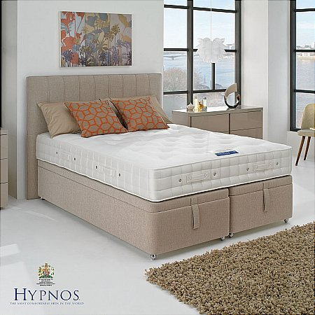 Hypnos - Orthocare 8 Divan Set. Click for larger image.