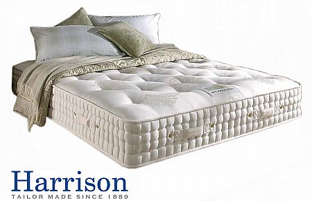 Harrison Beds - Pure Performance Poplar 9250 Mattress. Click for larger image.