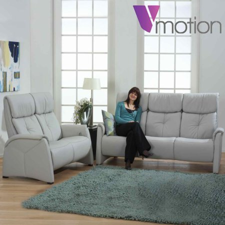 Vale Furnishers - V-Motion Geneva Sofa Collection. Click for larger image.