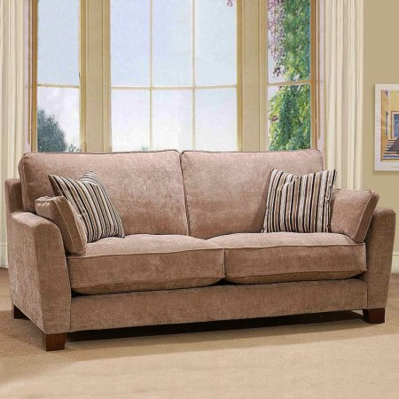 Vale Furnishers - Sherlock Three Seater Sofa. Click for larger image.