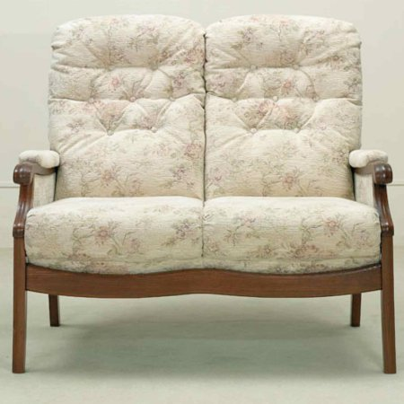 Cintique - Winchester Petite Two Seat Sofa. Click for larger image.