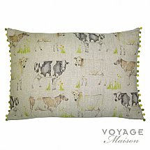 10209/Voyage-Maison/Country-Cow-Field-Cushion