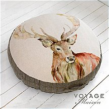 10254/Voyage-Maison/Country-Mr-Stag-Large-Floor-Cushion