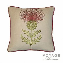10218/Voyage-Maison/Highlands-Harris-Velvet-Berry-Cushion