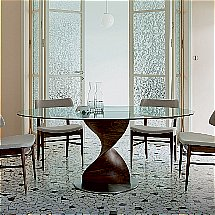 Eliot round dining table dining tables dining cattelan italia - Dining Tables Fixed Vale Furnishers