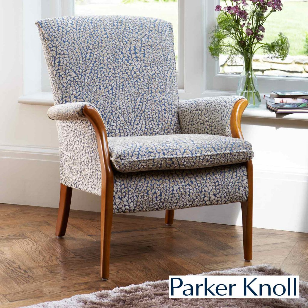 Parker Knoll Froxfield Side Chair Vale Furnishers