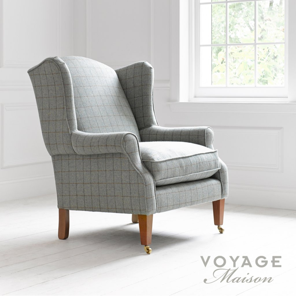 Image Gallery Wing Armchairs