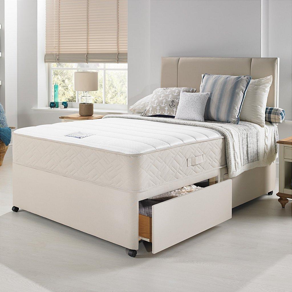 Myers jasmine memory deluxe 4 drawer divan vale furnishers for 4 drawer divan