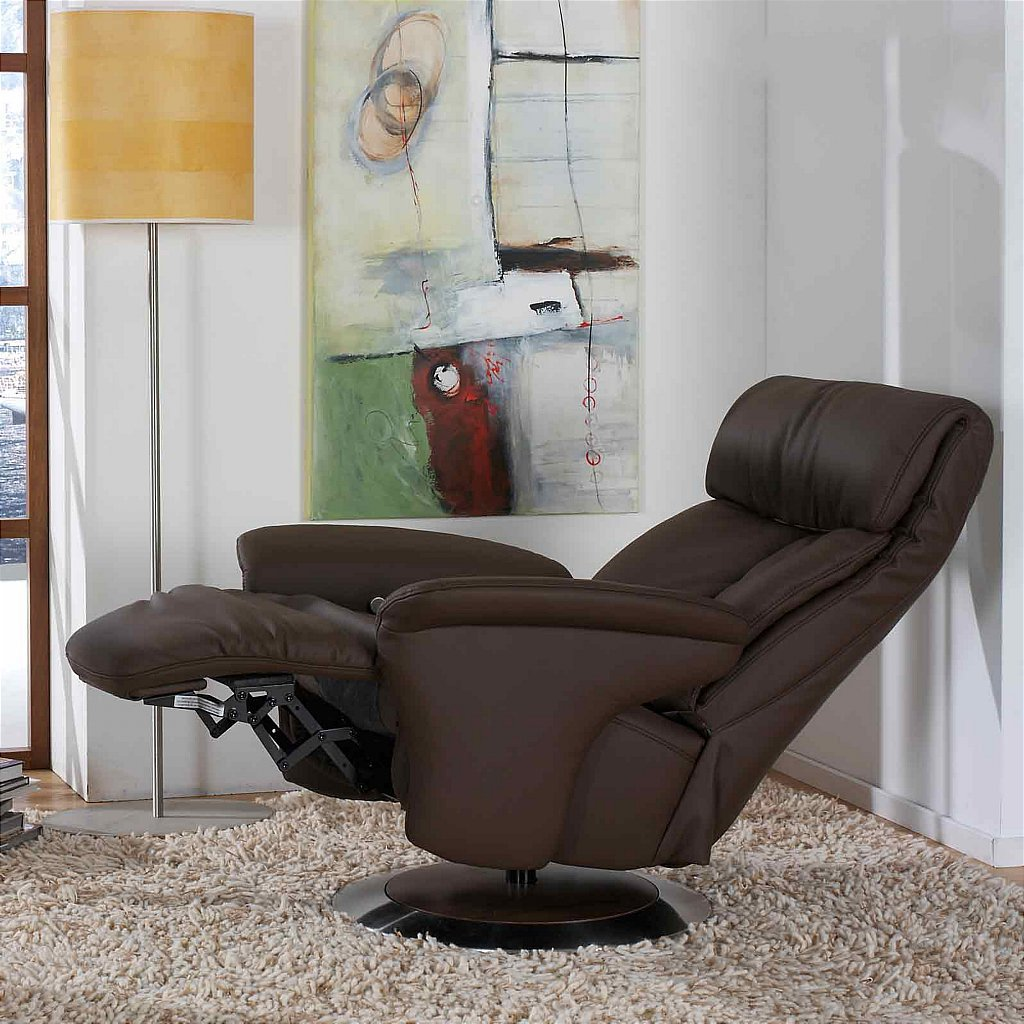 Himolla - Sinatra Reclining Chair & Recliner chairs and sofas in leather and fabric islam-shia.org