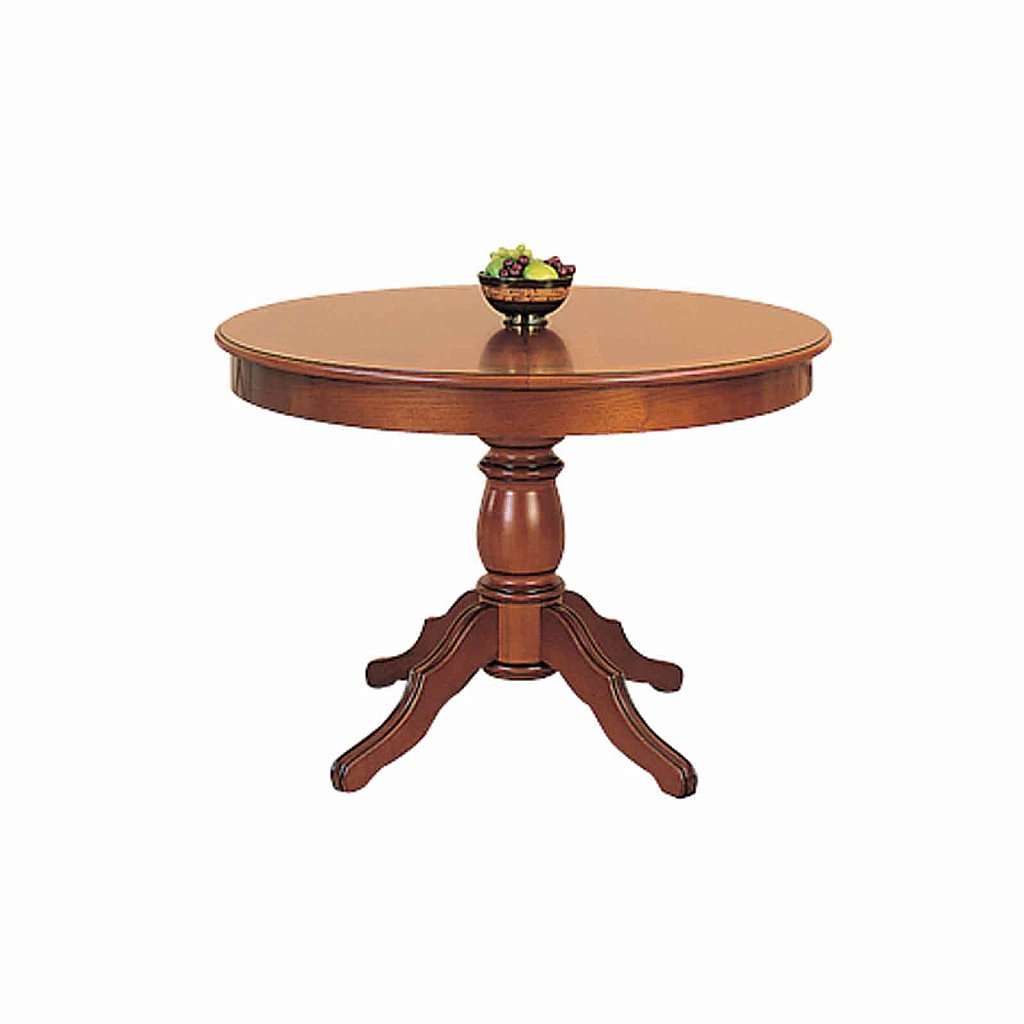 Vale Furnishers Cork Circular Extending Dining Table