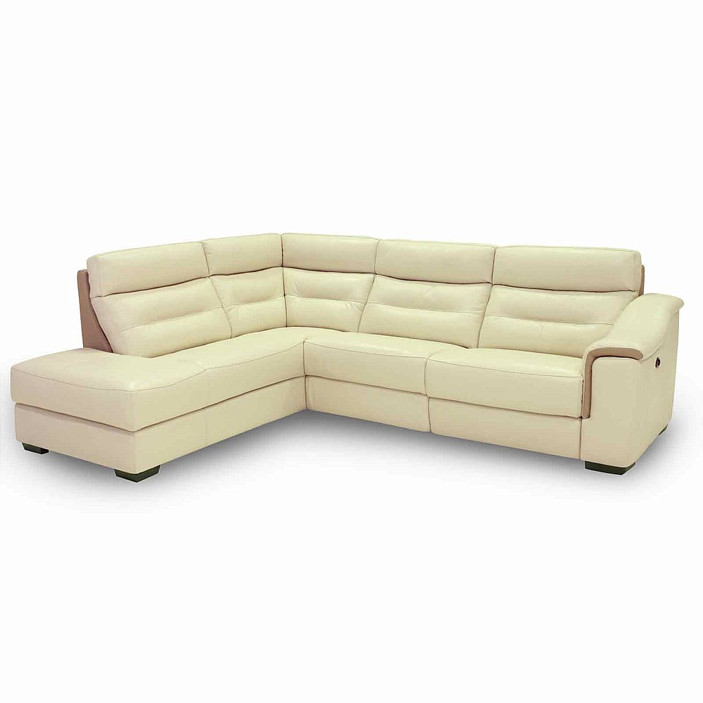 Vale furnishers california corner group with medium chaise end for Chaise de calvin