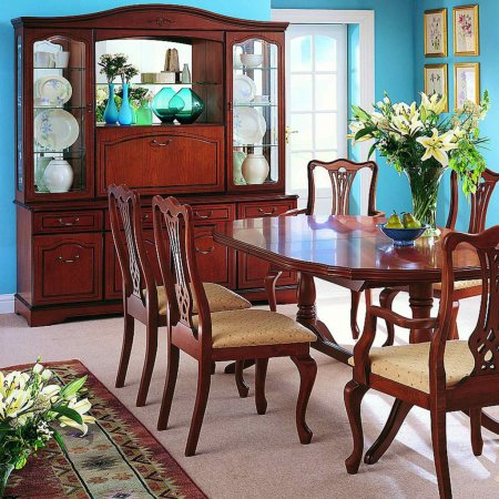 2155/Vale-Furnishers/Cherry-Dining-Room