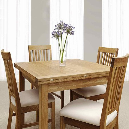 8023/Vale-Furnishers/Vale-Oak-Flip-Top-Table-with-Fabric-Chairs