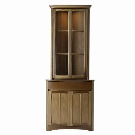 5622/Nathan/Teak-Collection-Shades-Corner-Display-Top-Unit