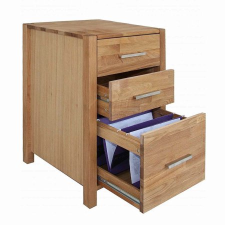 4950/Vale-Furnishers/Vale-Oak-Drawer-Unit