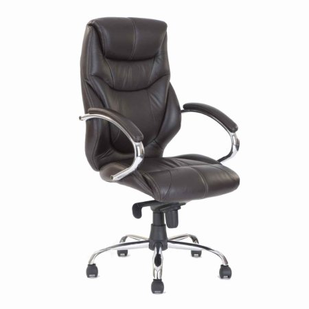2259/Vale-Furnishers/Executive-Office-Chair-in-Brown-Leather