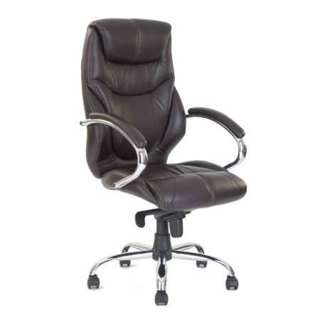 2255/Vale-Furnishers/Executive-Office-Chair-in-Black-Leather